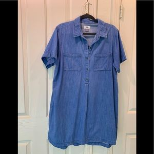 Old Navy extra large denim dress